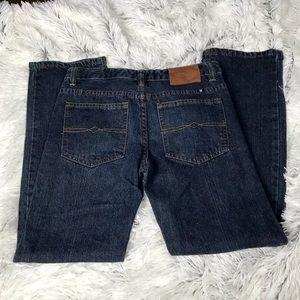 Lucky Brand Youth Denim Straight Jeans Dark Wash